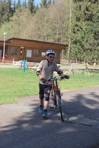 Cyklovýlet pro děti