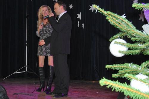 zpěvačka Leona Machálková